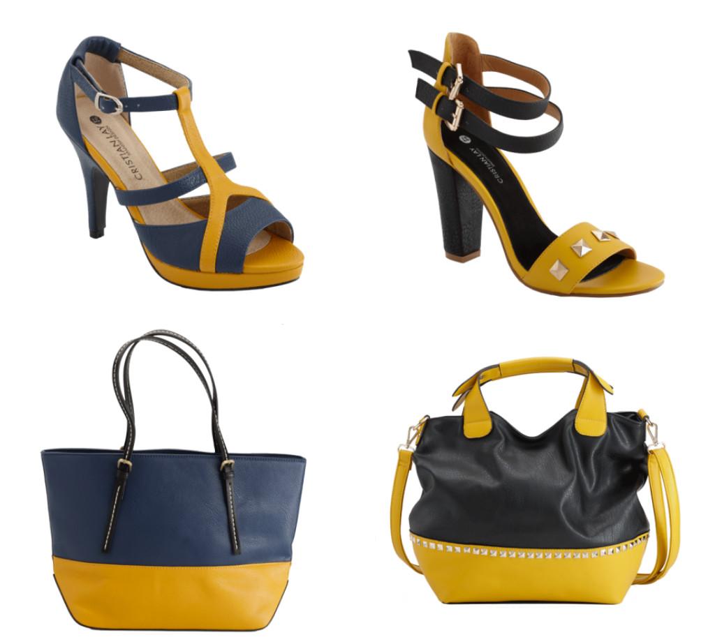 Zapatos costuras de moda - Zapatos collage ...